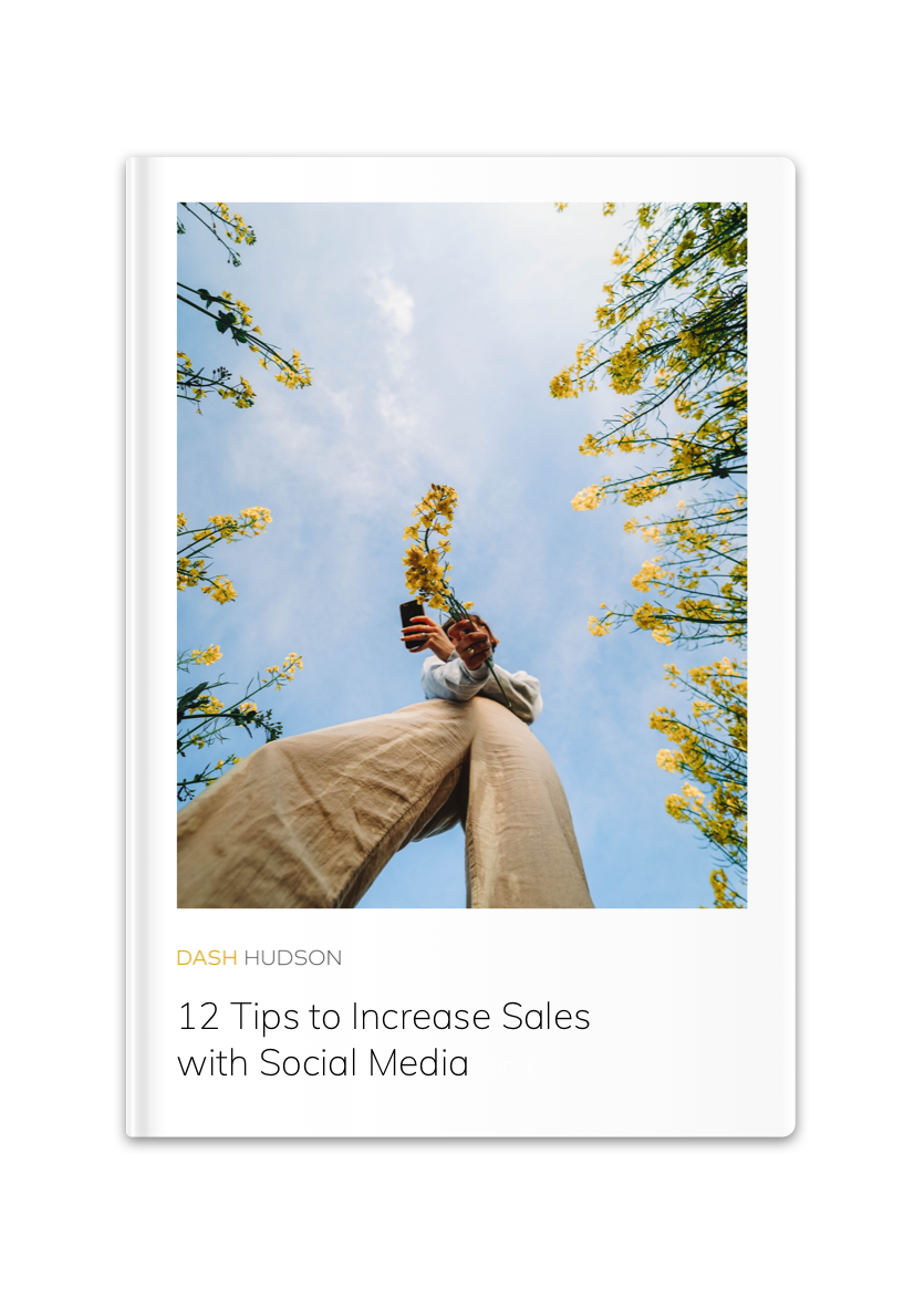 12 Tips to Increase Sales  with Social Media-Body Vis